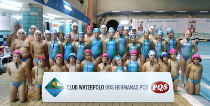 PQS SE INCORPORA AL PROYECTO DEL CLUB WATERPOLO DOS HERMANAS